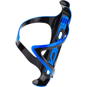 Supacaz Fly Cage Carbon Flaskeholder, neon blue